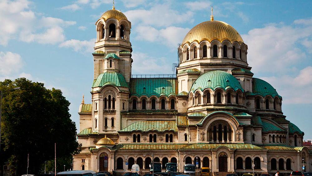 Монастыри Метеоры и черное море