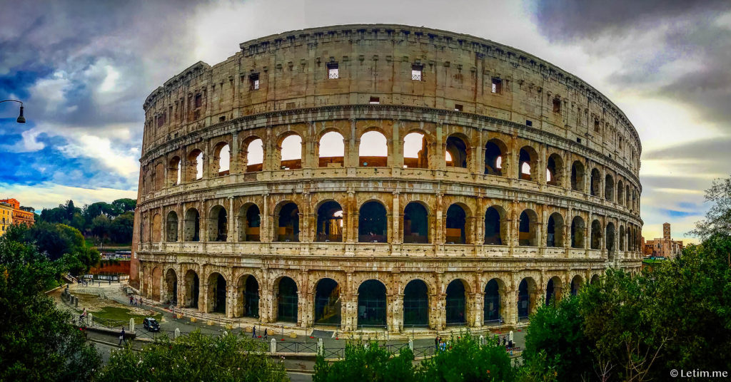 из Уфы в Рим